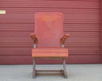 Amazing Mid-Century Modern McKay Rocker Chair