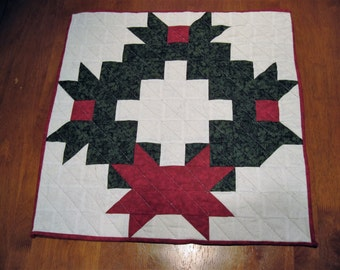 Christmas Table Topper/Wall Hanging