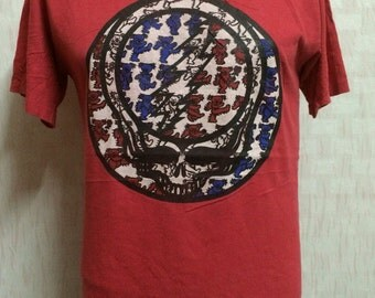 Vintage 90s Grateful Dead Band Tshirt