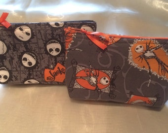 Free US Shipping!!!! All purpose ladies accessory bag/cosmetic/credit card/personal zip pouch