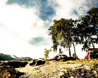 The Norwegian Fjord, Panorama format 2:1