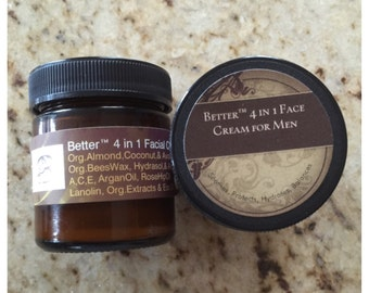 Better™ 4-in-1 Facial Cream for Men
