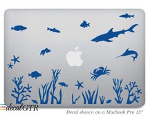 Unique Under The Sea Decal Related Items Etsy