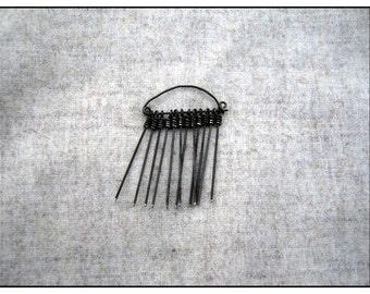 12 Iron Pins, Renaissance Fair, Reenactment, LARP
