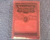 Starrett Catalog No 26-1938 Precision Steel Tools
