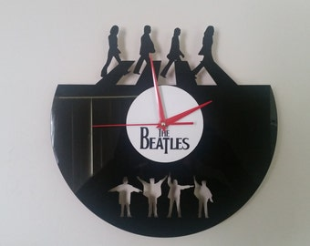 The Beatles Tribute Clock