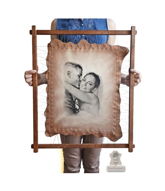 9th Wedding Anniversary Gift Leather: 9th ANNIVERSARY GIFT 9th Wedding Anniversary By Leatherport