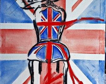 British Invasion & Queen's Chair