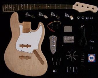 DIY Jazz Bass Kit