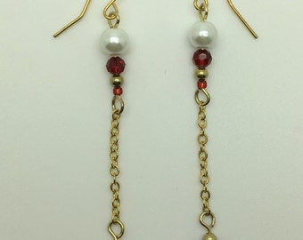 Fairytale Earrings (Dorothy)
