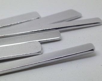 Aluminium Cuff Blanks | Metal Stamping Cuff Blanks | 4mm Cuff Blanks
