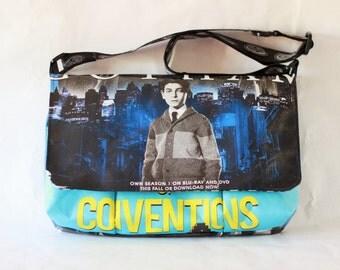 Gotham Comic-Con Souvenir Messenger Bag/Purse
