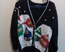 Ugly Christmas Sweater Vintage Ugly Christmas Sweater Ugly Sweater Ugly Christmas Ugly Christmas Sweater Party Ugly Christmas Invitation