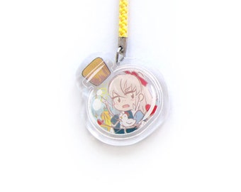 Fire Emblem Fates Takumi Bottle Charm
