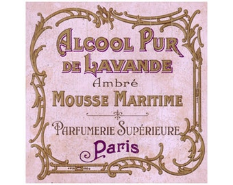 Paris Perfume Sign