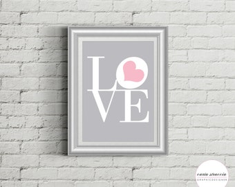 Poster • Love