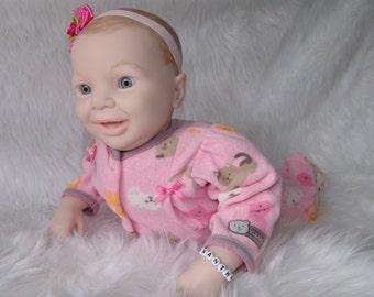 Therapy Reborn Doll Samantha