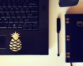 Pineapple Sticker / Vinyl Decal / Laptop Sticker / Car Decal / VNL Company
