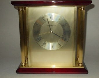 howard miller mantel clockthe carlton clock