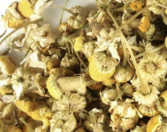 Herbal Tea | Organic Chamomile Tea | Dried Flowers from the Tiny House Farm