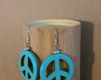 Peaceful Earrings