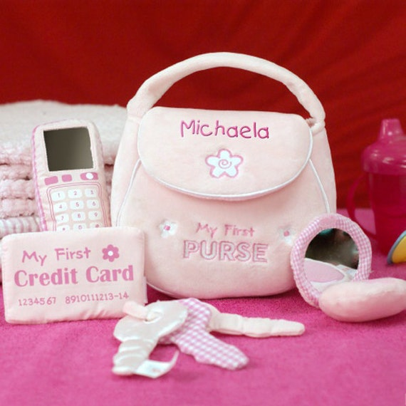 Personalized Baby Gifts First Birthday Gift Girl First
