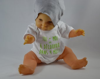 Dad - pregnancy announcement gift - Bodysuit dad - you're going to be a dad