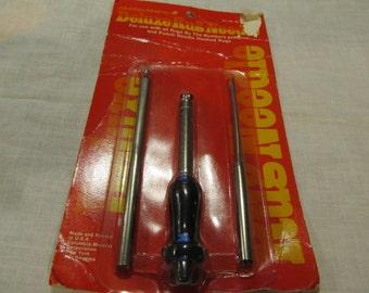 Deluxe Rug Needle (Punch Needle Hooked Rugs)