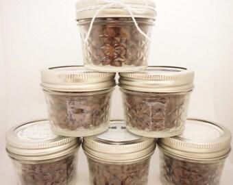 Coffee Favors in Jars