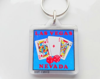 Vegas key ring etsy for Arts and crafts las vegas