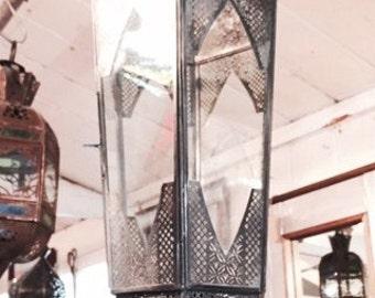 Detailed Cutwork Hanging Lantern