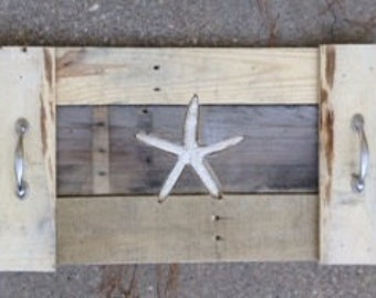 Starfish Tray: REDUCED FROM 45 Dollars!