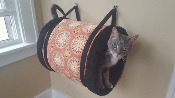 sundial hanging cat tunnel cat perch cat bed cat house. Black Bedroom Furniture Sets. Home Design Ideas
