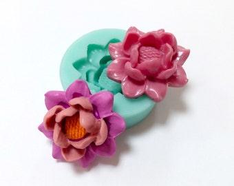 Mould #366 — Lotus bud