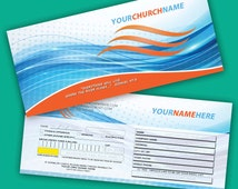 Where The River Goes - Church Envelope