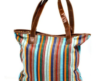 Boho Traveler Bag-Handloom Weaving