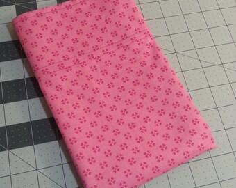 Pink Flower(mini) Print Pillow Case