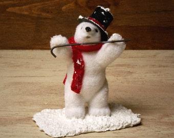 """Polar Bear """"Dancing Through the Snow"""""""