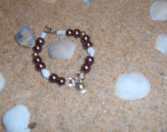 Brown Beach Bracelet
