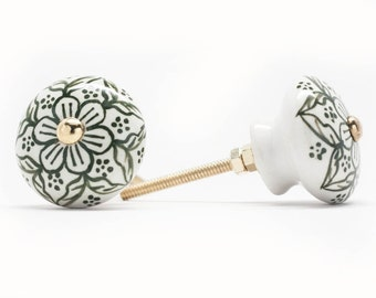 Drawer Knobs, Drawer Knob, Cabinet Knobs, Dresser Knobs, Knobs, Decorative  Knobs, Ceramic Knobs, Unique Cabinet Knobs, Decorative Coat Hooks