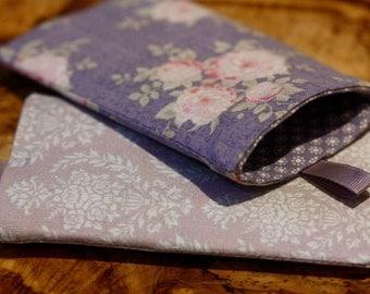 Handmade Fabric Phone Cover / Phone Case