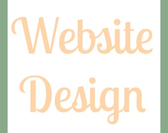 Custom Squarespace Webdesign