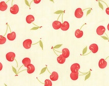 Farmhouse Floral Vintage Cherries by Fig Tree & Co for Moda Fabrics 20251 14 Milk