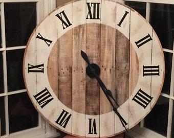 Large decorative Clock
