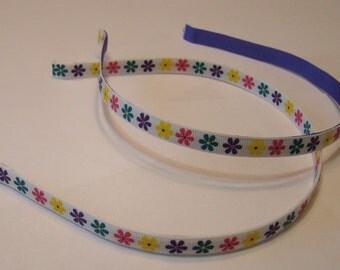 Flowers - Headband