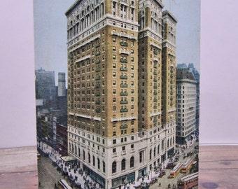 Vintage Postcard-New York-Vintage Photo New York-New York Postcard-Unused-Vintage Paper Epherma