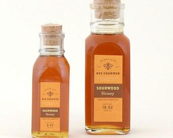 Sourwood Honey Muth Jar