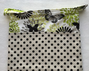 Planner Carryall Bag (Lime/Grey/Black/White)