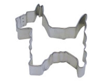 Scottie Cookie Cutter 4""