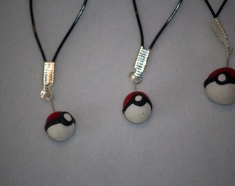 Polymer pokemon phone charms